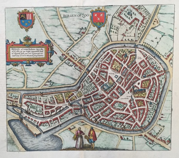Bergen op Zoom NLB011